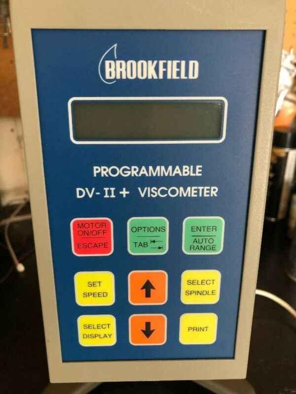 Brookfield RVDV-II+ Programmable Viscometer