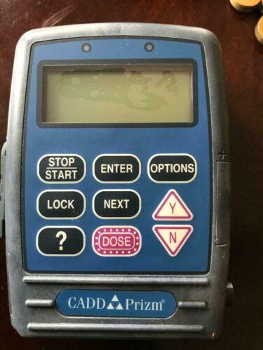 SIMS Deltec CADD Prizm Model 6101 Ambulatory Infusion IV Pump