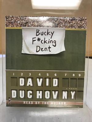 Bucky F Cking Dent By David Duchovny Audiobook Read By The Author 6 Cds