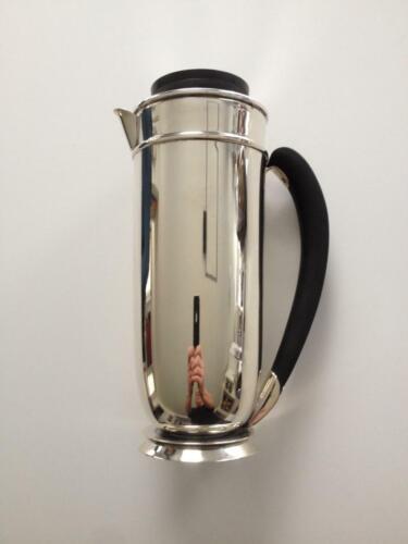 Alphonse LaPaglia Silver & Ebony Cocktail Shaker