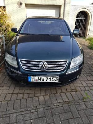VW Phaeton V8, 246 kw, Unfallschaden