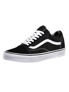Vans-Men-039-s-Old-Skool-Trainers-Black
