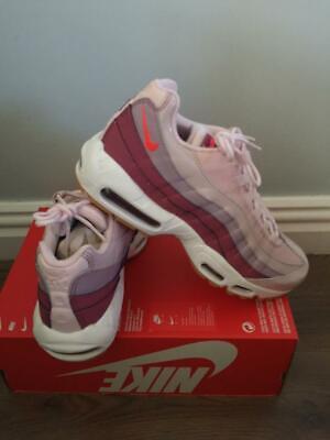 Nike Air Max 95 'Barely Rose UK 8.5 EU 43 US 11 307960 603