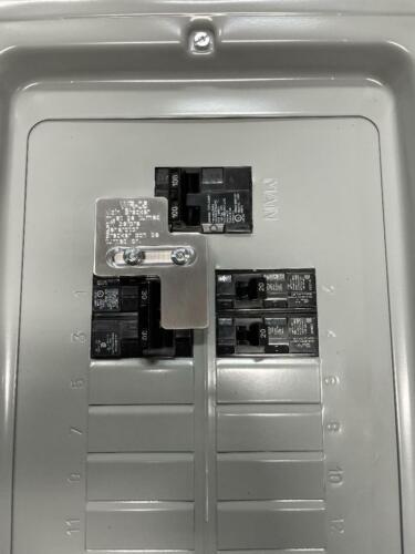 Generator Interlock Kit , Siemens 100 Amp Panel Murray 100 Amp Panel
