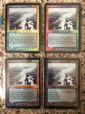 MTG- 40x FOIL Fetch Land Collection - 4 of Each FOIL!!
