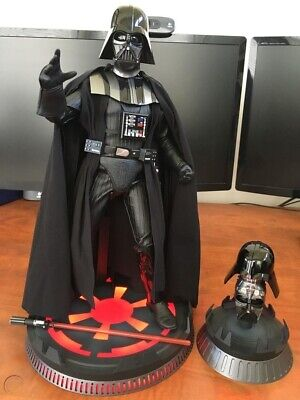 1/6 Scale Star Wars Darth Vader Figure Exclusive by Sideshow Collectibles