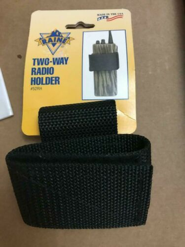 Raine Two Way Radio Holder 52RH