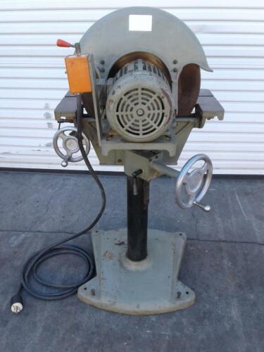 "Washington 20"" Disc Sander (Woodworking Machinery)"
