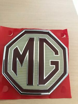 MG ZR MK2 LE500 Style Badge Inserts Front Rear 59mm 95mm Chrome Black Badges