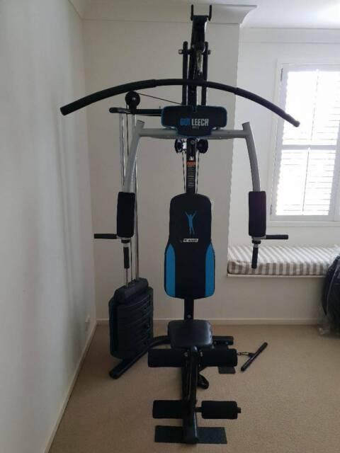 Multi gym by guy leech gym fitness gumtree australia manly