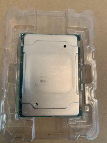 INTEL XEON SILVER 4210R CPU PROCESSOR 10 CORES / 20 THREADS 2.4GHZ