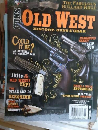 GUNS OF THE OLD WEST SPECIAL 2021