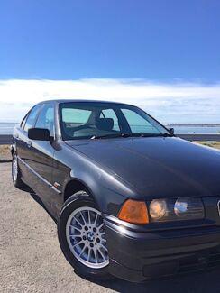 BMW 1992 318i SEDAN Norlane Geelong City Preview