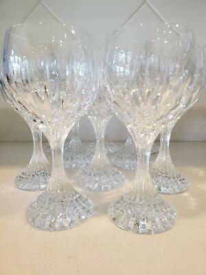 Baccarat French Crystal Massena Pattern 7