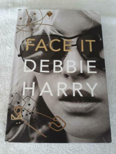 DEBBIE HARRY Face It Signed Autograph Book & Exclusive Limited Edition Funko PoP