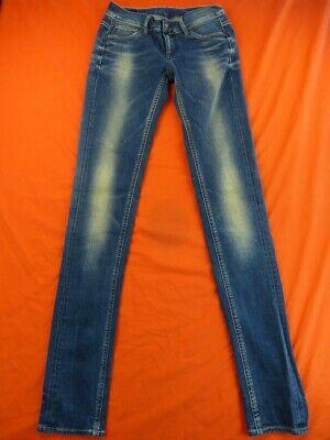 G STAR RAW Jean Femme Taille 27 x 34 US - Modèle Dexter Slinky super skinny d'occasion  Expédié en Belgium