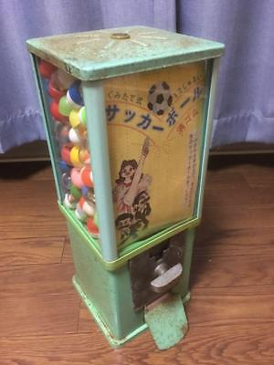 20 Yen Capsule Toy Vending Machine Gacha 70s Vintage Rare From Japan Fs