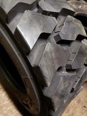 4-tires 12-16.5 Tires El76 Skid-steer Loader 14pr Tire 1216.5 Westlake 12165