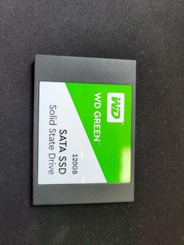 Western Digital Green 120GB,Internal,2.5 inch (WDS120G1G0A) Solid State Drive
