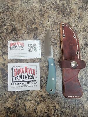 BARK RIVER KNIVES CPM 3V FINGERLING