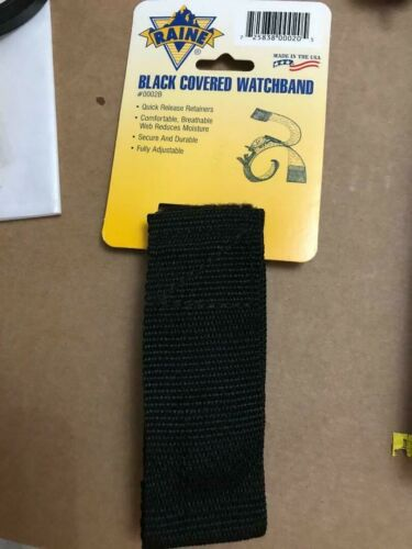 Raine Covered Watch Band 2B