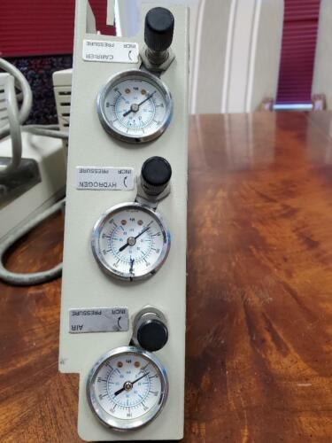 HP 5890 FID gauges