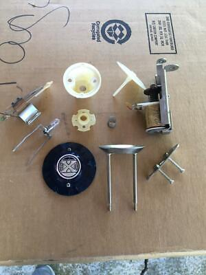 1 BALLY XENON PINBALL POP BUMPER ASSEMBLY COMPLETE USED