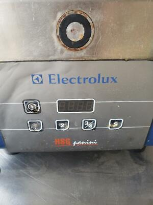 Electrolux 208v Panini Sandwich Press Grills For Parts