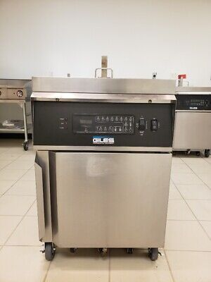 Fully Refurbished Giles Gef 720 Fryer