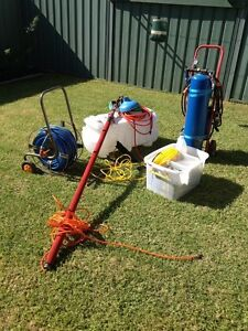 Small Business Opportunity- Window/Solar Panel Cleaning Equipment Bolton Point Lake Macquarie Area Preview