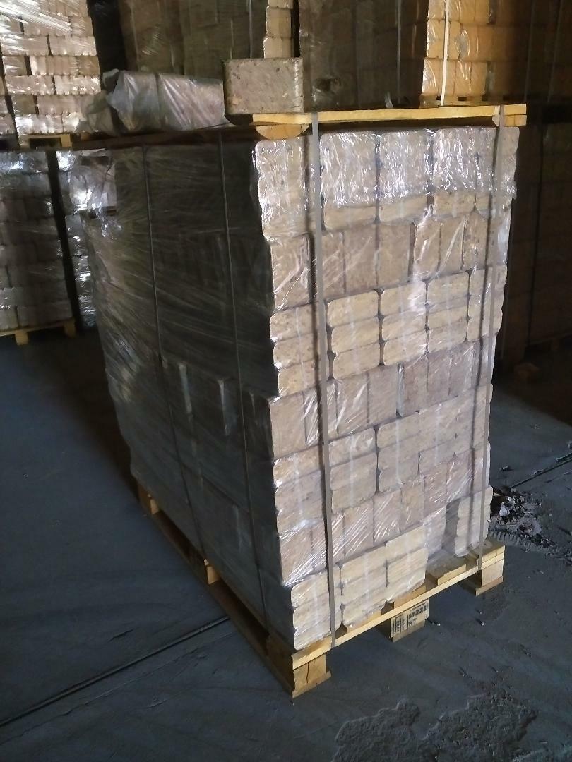 RUF Holzbriketts 960 kg     Palette