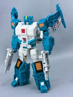 Transformers Titans Return TOPSPIN complete deluxe