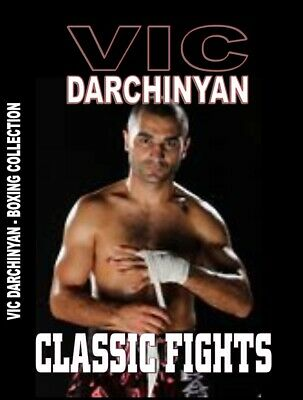 Vic Darchinyan (Great Classic Fights)