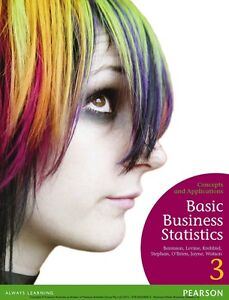 Basic Business Statistics 3rd Edition Melbourne CBD Melbourne City Preview