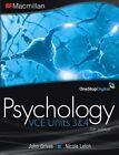 Psychology Textbooks 3 Units