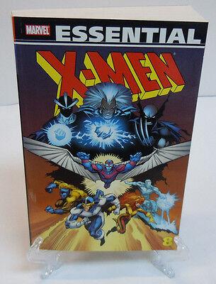The Essential X-Men Volume 8 Marvel TPB Trade Paperback Brand New 229 230 231