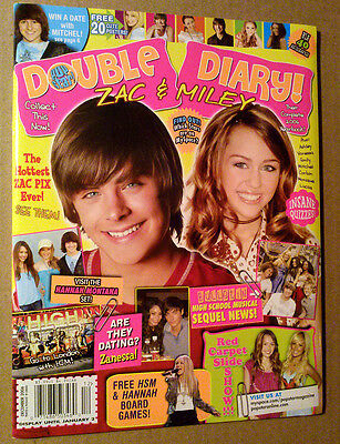 Magazine PopStar~ Dec 2006 ~Zac Efron ~Ashley Tisdale ~Miley Cyrus ~Emily Osment