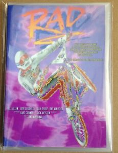 RAD (1986) Bill Allen in the classic BMX Movie [DVD]