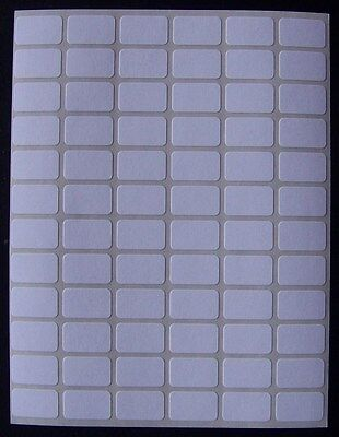 500 All Purpose Removable Adhesive Price Labels Tags Stickers Square 38x58