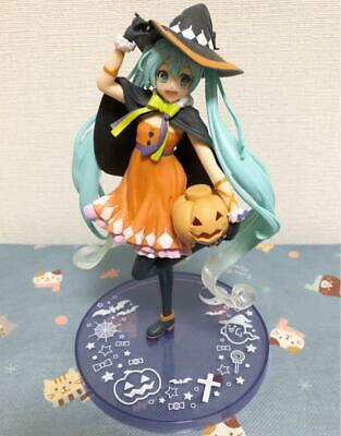 taito Hatsune Miku figure 2nd season Halloween ver. Kawaii japan Goods Limited - Hatsune Miku Halloween Ver