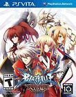 BlazBlue: Chrono Phantasma Region Free Video Games