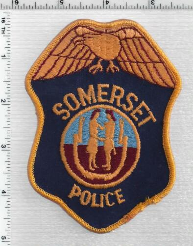 Someret Police (Kentucky) 1st Issue Shoulder Patch