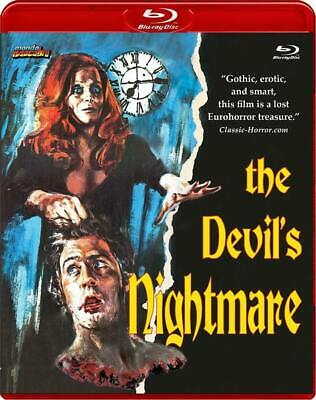 7 Mondo Macabro RED CASE Blu-Rays THE DEVILS NIGHTMARE New! EMANUELLE IN AMERICA - Red Devil Movie Character