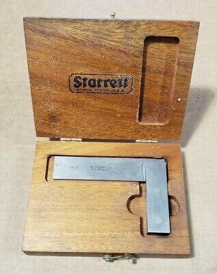 Starrett Master Precision Square No. 20-3
