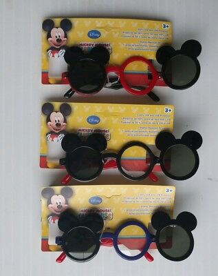 Disney Mickey Mouse Clubhouse Flip Up Sunglasses for Kids Ages 3+ - (1 - Mickey Mouse Sunglasses