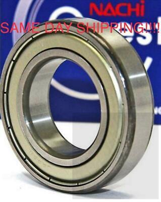 6207zze Nachi Bearing Japan 35x72x17mm 6207 Zz Double Shield 6207-zz