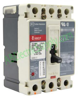Eaton Cutler-hammer Circuit Breaker Hmcp150t4c Ser C