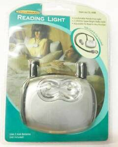 Clearance! Reading Light LED Super Bright Torch Smithfield Parramatta Area Preview