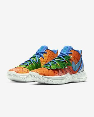 Nike Kyrie 5 SpongeBob SquarePants Pineapple Uk 8 US 9 EU 42.5