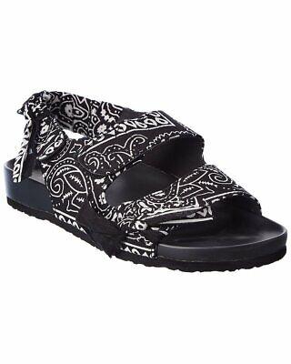 Arizona Love Apache Bandana Sandal Women's Clothing, Shoes & Accessories